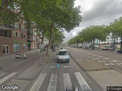 Ambulance naar Slotermeerlaan in Amsterdam
