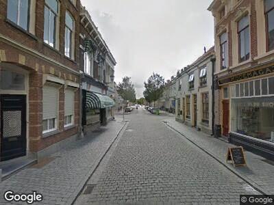 Ambulance naar Korte Bosstraat in Bergen op Zoom