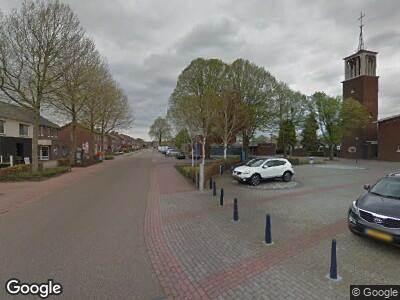 Ambulance naar Sint Gerardusstraat in Nederweert-Eind