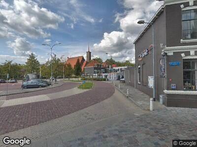 Politie naar Zusterstraat in Goes vanwege letsel