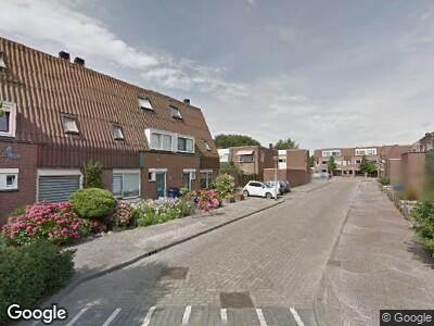 Brandweer naar Brongouw in Almere