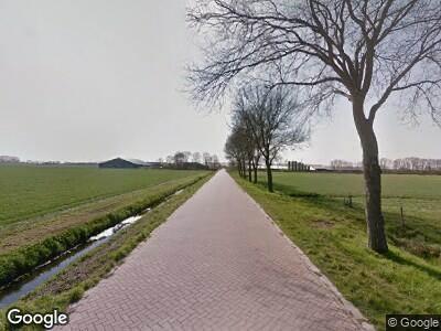 Brandweer naar Lageweg in Raamsdonk