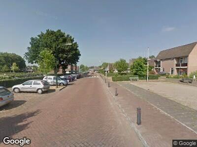 Ambulance naar Van Schaiklaan in Soerendonk