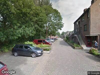 Ambulance naar Vlinderveen in Spijkenisse