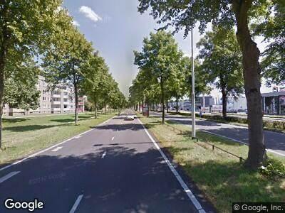 Ambulance naar Ringbaan-Zuid in Tilburg