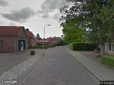 Ambulance naar Torenstraat in Kesteren