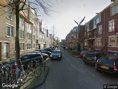 Ambulance naar Reinwardtstraat in Amsterdam