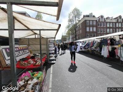 Besteld ambulance vervoer naar Wagenaarstraat in Amsterdam