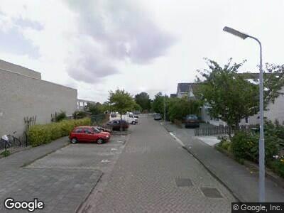 Brandweer naar H. Soeteboomstraat in Zaandam vanwege verkeersongeval