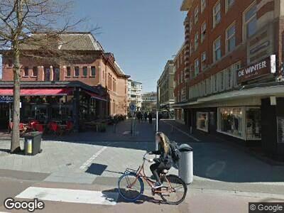 Ambulance naar Land van Cocagneplein in Amsterdam