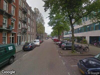Ambulance naar Domselaerstraat in Amsterdam