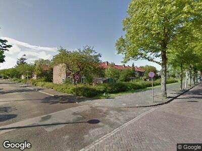 Brandweer naar James Wattstraat in Amsterdam vanwege een liftopsluiting