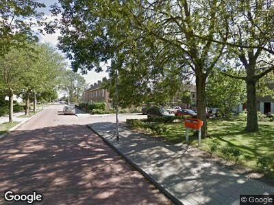 Ambulance naar Julianalaan in Aalsmeer