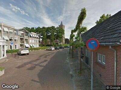 Ambulance naar Netjeshof in Schaijk