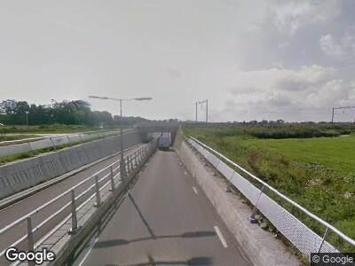 Ambulance naar Middelweg in Moordrecht
