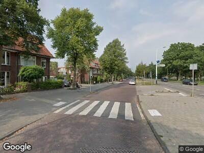 Brandweer naar Lammenschansweg in Leiden vanwege afhijsen patient