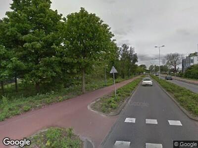 Brandweer naar Abraham van Stolkweg in Rotterdam
