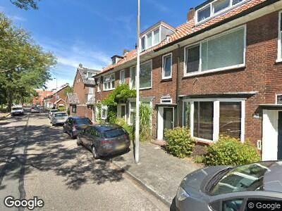 Ambulance naar Jan Gijzenkade in Haarlem