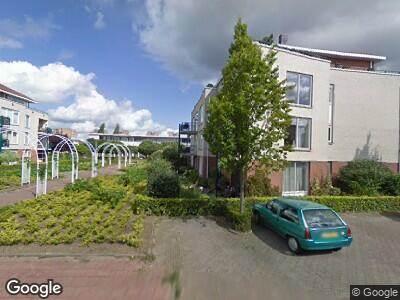 Ambulance naar Schout van der Dussensingel in 's-Hertogenbosch