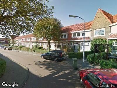 Ambulance naar Schutterstraat in Haarlem