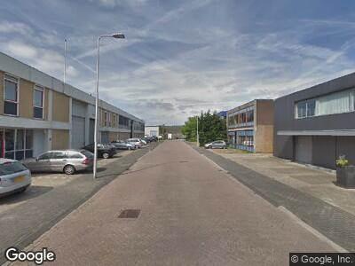 Ambulance naar Piersonstraat in Diemen