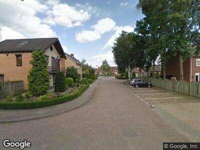 Ambulance naar Brouwerijstraat in Sprundel