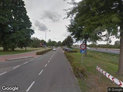 Ambulance naar Taxandriaweg in Waalwijk