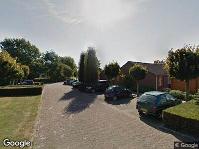 Ambulance naar De Erker in Werkendam