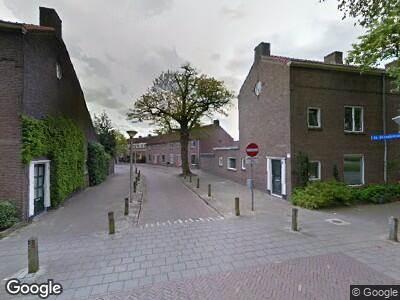 Ambulance naar Thomas à Kempislaan in Eindhoven
