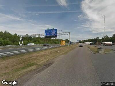 Politie naar Slenkweg in Arnhem