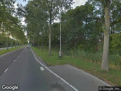 Politie naar Schroeweg in Middelburg vanwege letsel
