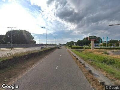 Ambulance naar Bosweg in Hoofddorp vanwege ongeval met letsel