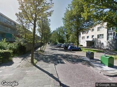 Brandweer naar Orlandopad in Delft