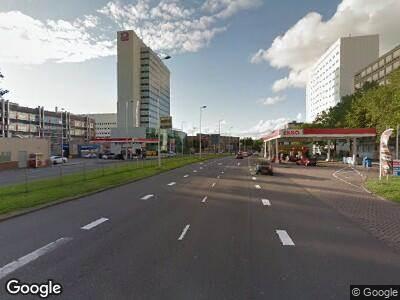 Besteld ambulance vervoer naar 's-Gravendijkwal in Rotterdam