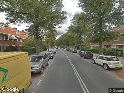Politie naar Van Zuylen van Nijeveltstraat in Wassenaar vanwege ongeval met letsel