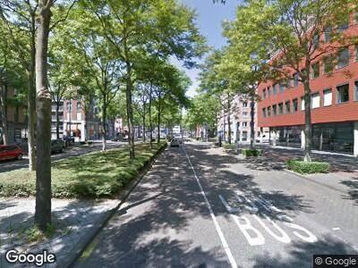 Brandweer naar Avenue Ceramique in Maastricht vanwege brand