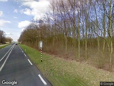 Ambulance naar Nieuwe Rijksweg in Beek