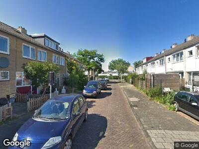 Ambulance naar Rudolf Agricolastraat in Amsterdam