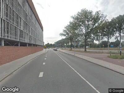 Brandweer naar Koningin Julianaplein in Zaandam