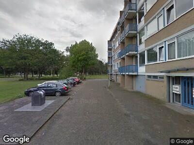 Politie naar Guido Gezellelaan in Bergen op Zoom vanwege letsel