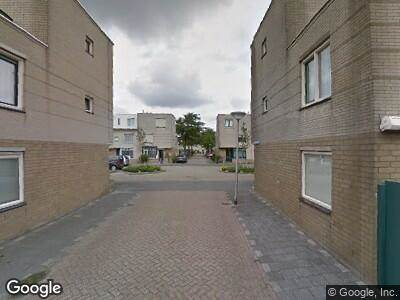 Ambulance naar Ans Rosendahlstraat in Velserbroek