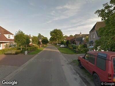 Ambulance naar Litherweg in Oss