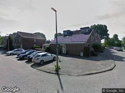 Ambulance naar Zevenoord in Rotterdam