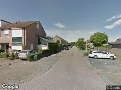 Ambulance naar Heusdenlaan in Tilburg