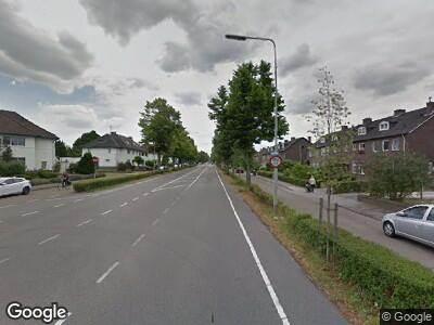 Brandweer naar Rijksweg Noord in Sittard vanwege brand