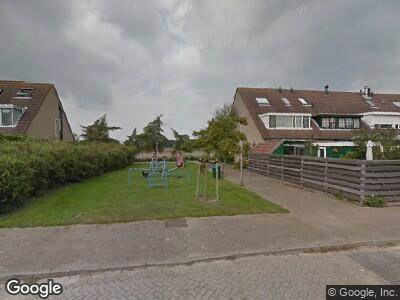 Ambulance naar Jan van Brakelpad in Hellevoetsluis