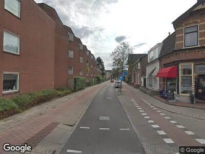 Politie naar Koningsstraat in Hilversum vanwege ongeval met letsel