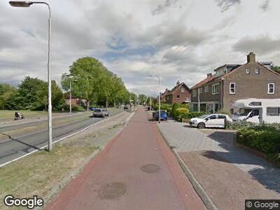 Ambulance naar Waterloolaan in Driehuis