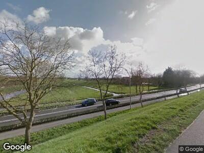 Ambulance naar Zuider IJsseldijk in Gouda