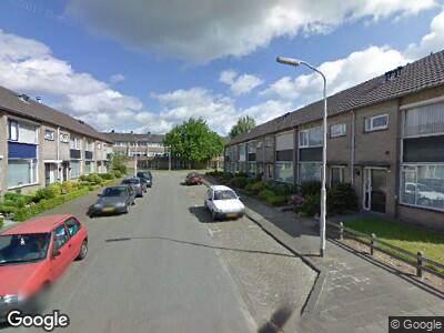 Ambulance naar Zwaardvisstraat in Helmond